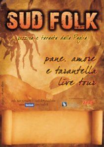 manifesto sud folk spettacolo