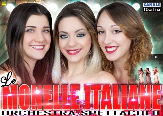 monelle italiane orchestra spettacolo